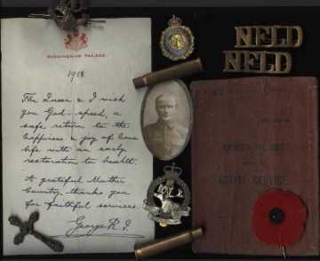 Dad Morry's War Memorabilia