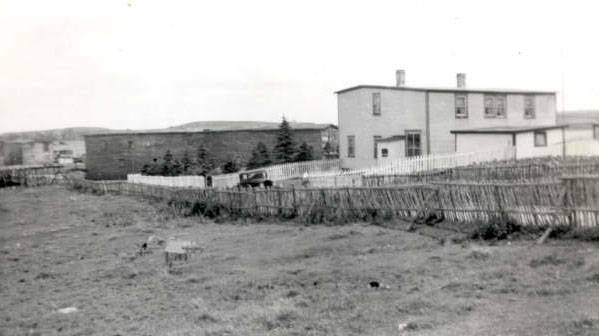 Morry Home, Ferryland, ca. 1940s