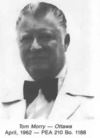 Tom Morry, 1962