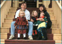 Jamie and Family